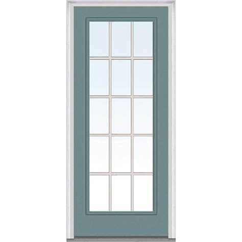 30x80 Exterior Door 30 X 80 Front Doors Exterior Doors The Home Depot