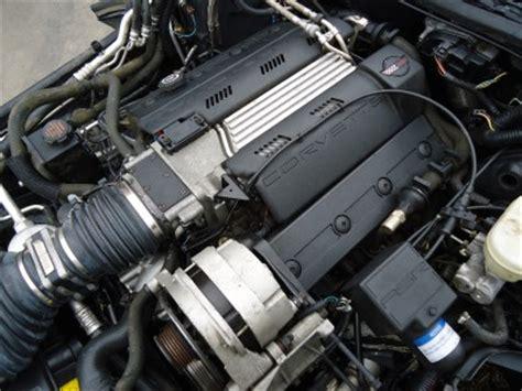 92 93 94 corvette camaro firebird lt1 engine, 62093 miles