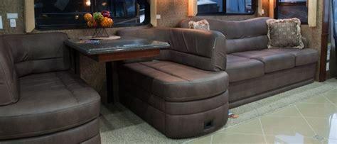 Motorhome Sofas by Glastop Rv Motorhome Furniture Custom Rv Motorhome