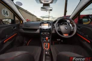 Renault Clio Sport Interior 2014 Renault Clio Rs Interior Forcegt