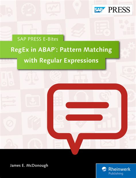 pattern regex matcher regex regular expressions in abap how to guide