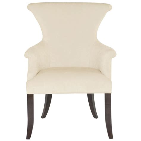 ring pull dining chair modern classic ring pull ivory armchair kathy kuo home