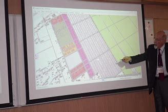 professor steinitz discussed the application framework of