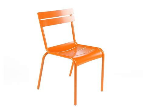 chaise luxembourg chaise luxembourg de fermob carotte
