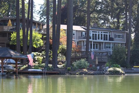 lake oswego homes for lake oswego waterfront homes market update august 2015