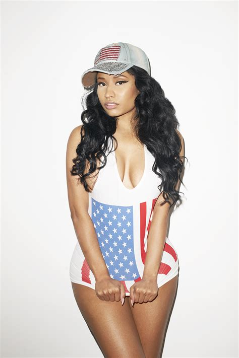 nicki minaj photos nicki minaj photoshoot with terry richardson for rolling