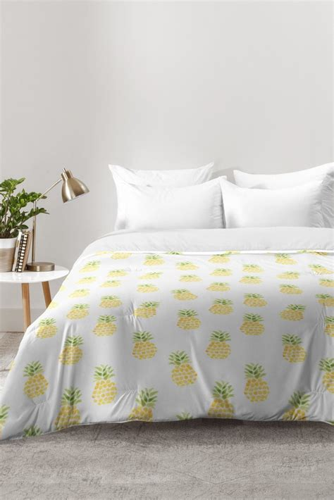 Pineapple Comforter by Pineapple Express Comforter Forest