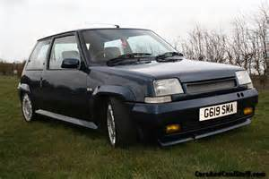Renault Gt Turbo For Sale Renault 5 Gt Turbo Feature Cars And Cool Stuff
