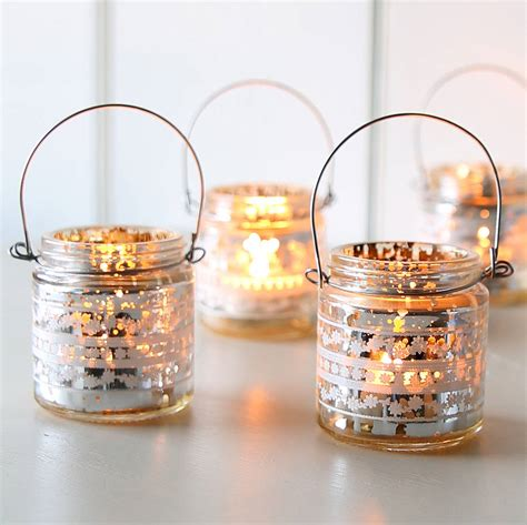 Outdoor Tea Light Holders Small Vintage Silver Hanging Tealight Holder By Lilly Notonthehighstreet