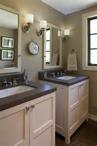 two sinks in bathroom spacing of 2 single vanities