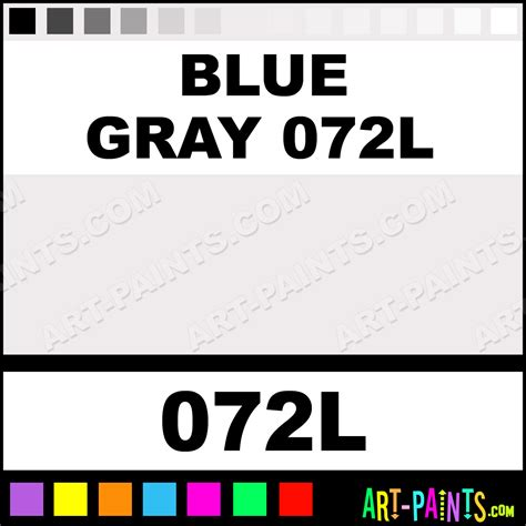 blue gray 072l soft form pastel paints 072l blue gray 072l paint blue gray 072l color