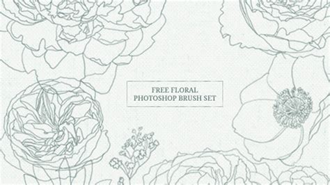 oriental pattern brush photoshop 30 free photoshop brush sets for your next project