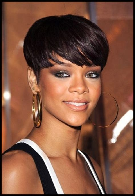 hairstyles black hair short short black hairstyle 2013