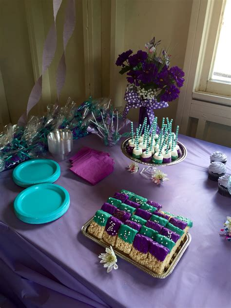 Purple Baby Shower Ideas by Purple Teal Baby Shower My Photos Teal