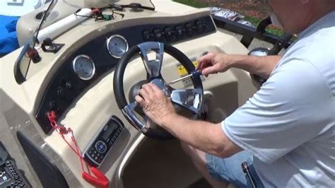 boat hydraulic steering tight how to install your own hydraulic steering system
