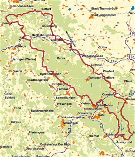 Motorrad Th Ringer Wald motorradtour werra th 252 ringer wald