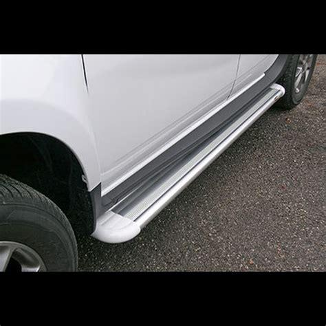 pedane alluminio pajero pinin pedana alluminio 2 porte s50 white