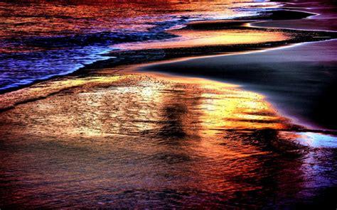 colorful ocean wallpaper colorful sea hd desktop wallpaper widescreen high