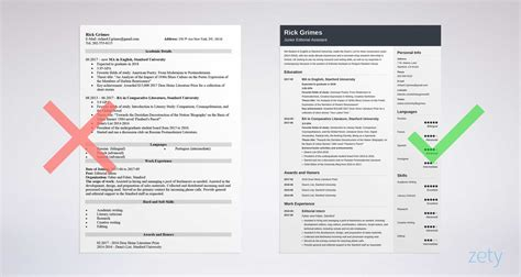 Student Resume by Student Resume Sle Complete Writing Guide With 20