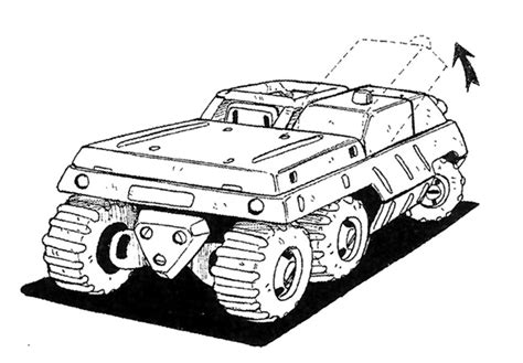 vehicle design journal robotech vehicles vehicle ideas