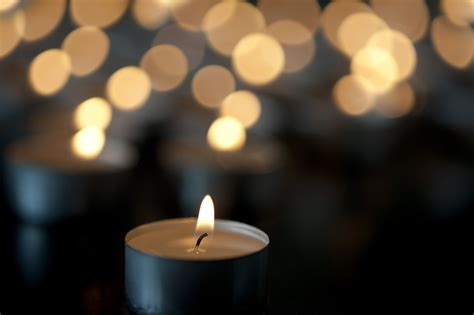 light in the dark candle company free stock photo 13458 tealight candle with bokeh