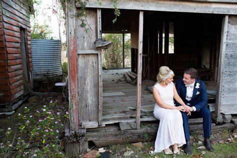 Wedding Backdrop Australia by Somerset Dam Wedding Polka Dot