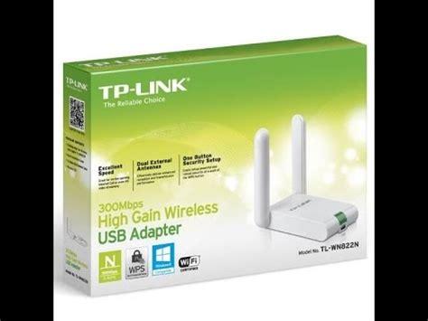 Usb Wifi Tp Link Tl Wn822n soluci 243 n windows 10 adaptador usb wifi tp link tl wn822n