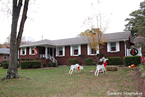 1950 s house updating a 1950 s brick ranch home southern hospitality
