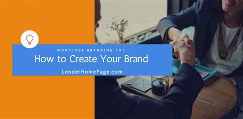 How To Make Your Brand - mortgage branding 101 part 2 how to create your brand