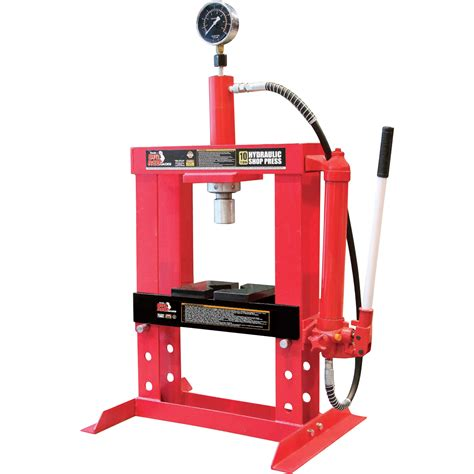 bench hydraulic press 10 ton bench top hydraulic press hydraulic presses