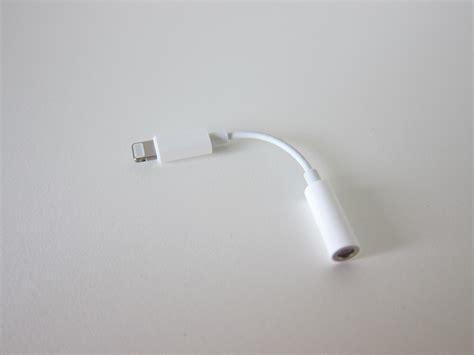 Lightning To 3 5 Mm Headphone Audio Adapter Converter Iphone 7 7p apple lightning to 3 5mm headphone adapter 171
