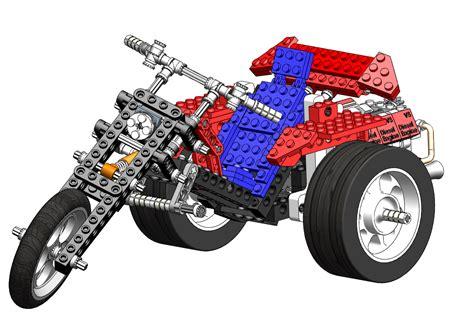 Tutorial Solidworks Lego | solidworks lego trike again