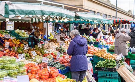 To Market Recap Outdoor Area by Doncaster Markets Doncaster Council