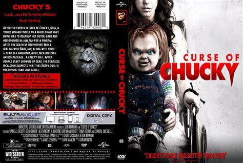 chucky movie number 1 curse of chucky 2013 custom cover v2 movie dvd custom