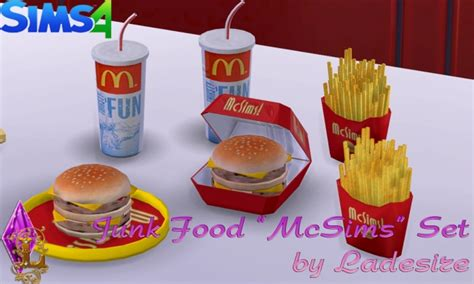 cc food clutter sims 4 fast food 187 sims 4 updates 187 best ts4 cc downloads