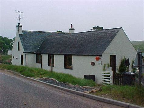 Cottage B B by Caithness Cws A Z Caithness Sutherland Forsinard