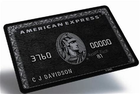 who makes the black card is the amex centurion card worth the 2 500 annual fee