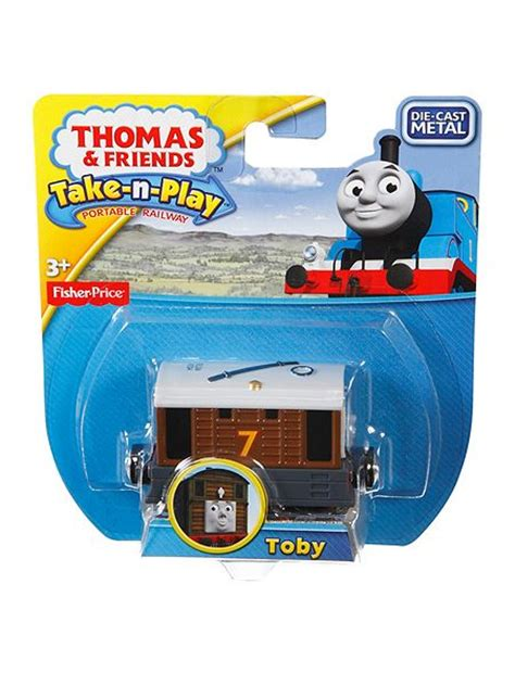 Friends Fisher Price Toby fisher price friends take n play toby engine house of fraser