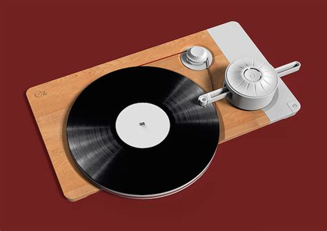 minimalist turntable this ultra minimalist turntable wants to show you its