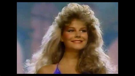 No Louis Top by Miss Universe 1983 St Louis Missouri Top 10 Lorraine
