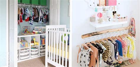 almacenaje en la habitacion del bebe