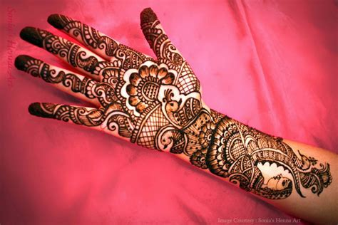 design for 25 mehandi designs for hands to inspire brides