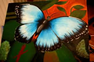 butterfly pictures to paint butterfly painting by thiiv on deviantart