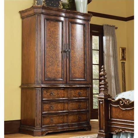 hooker furniture jewelry armoire hooker furniture beladora armoire in caramel finish