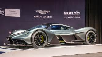 aston martin am rb 001 hybrid hits auto show circuit in toronto