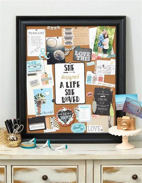 vision board ideas  examples    started