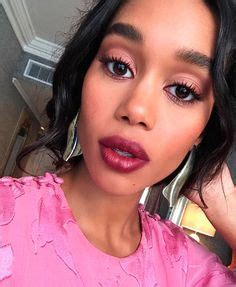 laura harrier lipstick perfectbimbofuck stephanie hills cleavage 1 in 2018