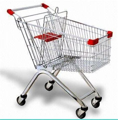 shopping cart with seat steel wire shopping trolley grocery supermarket folding