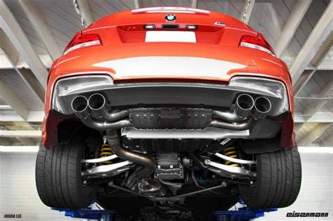Bmw 135i Exhaust by Exhaust For 135i
