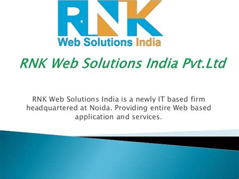 hosting company indias 1 web hosting services provider in rnk web solutions india best web design web development